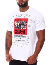 Hustle Gang - Wild Boys Tee (B&T)-2545927