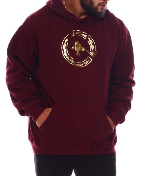 LRG - GOLDEN CYCLE PULLOVER Hoodie