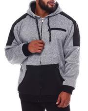 Light Jackets - Neoprene Fleece Jacket (B&T)-2545992