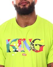 AKOO - Rah King Short Sleeve Tee (B&T)-2546096