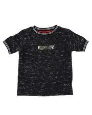T-Shirts - Iconic Camo Patch Streak Print Tee (2T-4T)-2546191