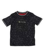 T-Shirts - Iconic Camo Patch Streak Print Tee (4-7)-2546229