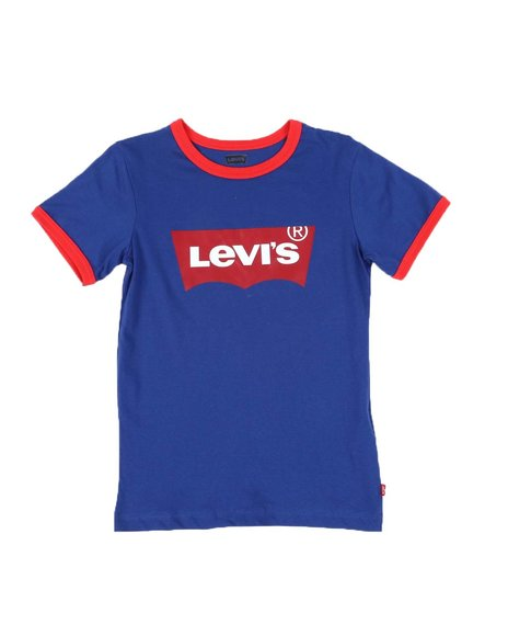 Levi's - Batwing Ringer Tee (8-20)