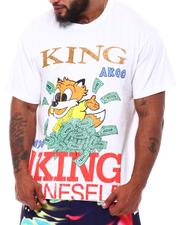 AKOO - King Money Fox Tee (B&T)-2545961