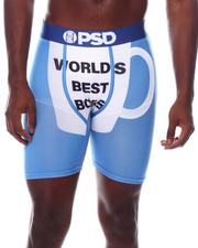 PSD UNDERWEAR - Worlds Best Boss Boxer Brief-2537221