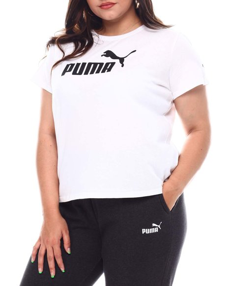 Puma - Ess Logo Tee (Plus)
