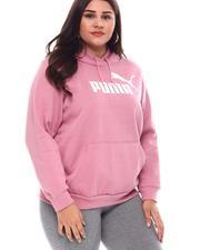 Puma - Ess Logo Hoody FL (Plus)-2545720