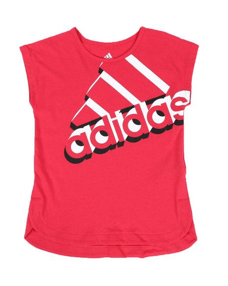 Adidas - Adidas Split Tee (7-16)