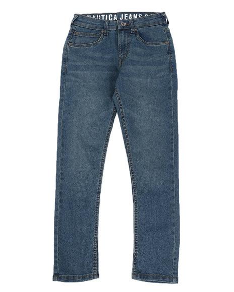 Nautica - 5 Pocket Jeans (8-18)