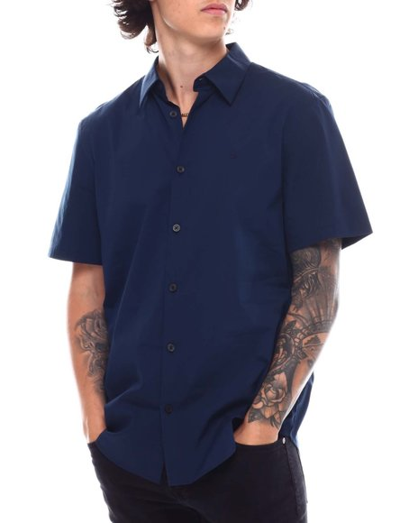 Calvin Klein - SS FRENCH PLACKET Shirt