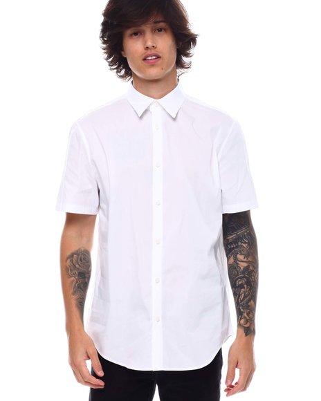 Calvin Klein - SS FRENCH PLACKET Shirt