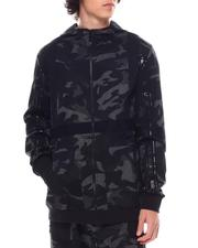 The Camper - Camo Hoodie Jacket-2545825