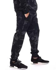 BLVCK - Camo Track Pant-2545814