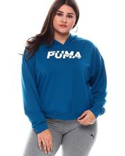 Plus Size - Modern Sports Hoody (Plus)-2545730