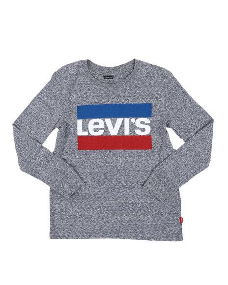 Levi's - Long Sleeve Sportswear Logo Tee (8-20)