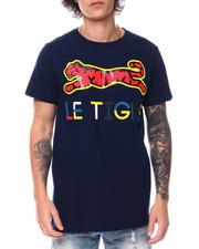 Men - Color Geo Logo Tee-2544866