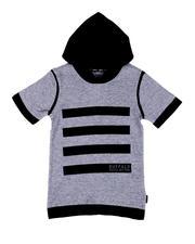 T-Shirts - Hooded Tee (8-20)-2546681