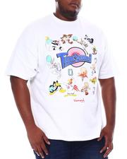 Diamond Supply Co - Space Jam Tune Squad T-Shirt (B&T)-2546022