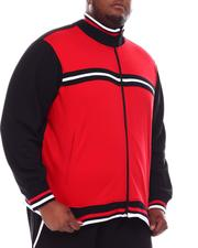 Track Jackets - Colorblock Track Jacket (B&T)-2546407
