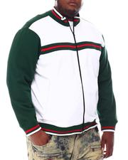 Track Jackets - Colorblock Track Jacket (B&T)-2546411