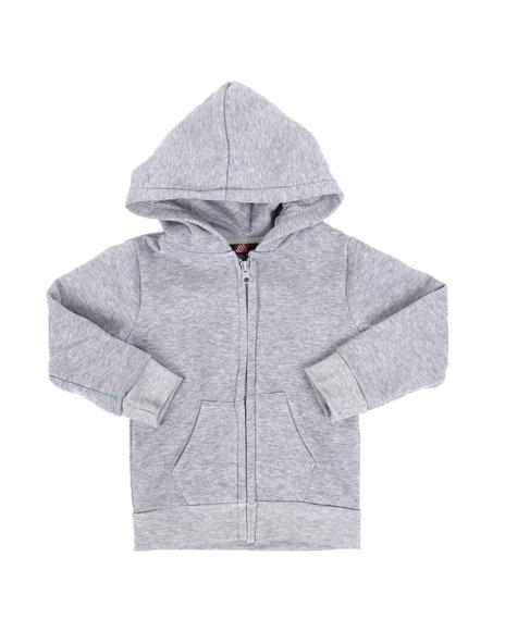 Arcade Styles - Fleece Zip Hoodie (2T-4T)