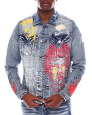 Denim Jackets - Revolt Rebel Denim Jacket-2544739