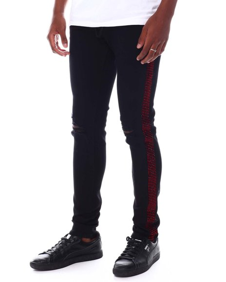 Eternity BC / AD - Red Stone Taped Jean