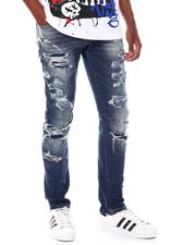 Men - Slim Fit Distressed Jean-2547918