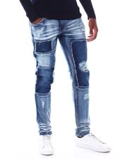 Men - Window Cut Rip and Repair Pants-2548098