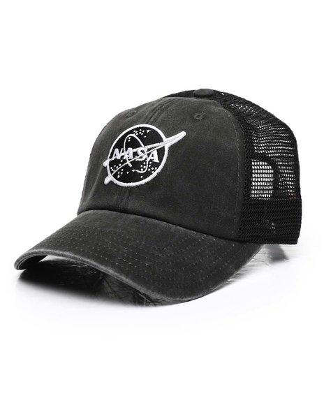 American Needle - Raglan Bones NASA Strapback Hat