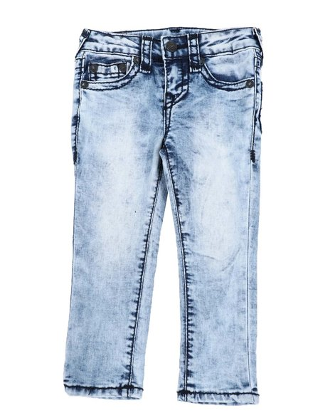 True Religion - Rocco Big T Jeans (2T-4T)