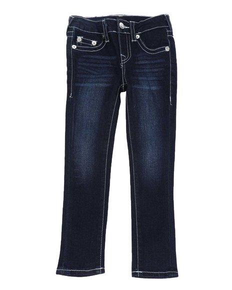 True Religion - Halle S.E. Jeans (4-6X)