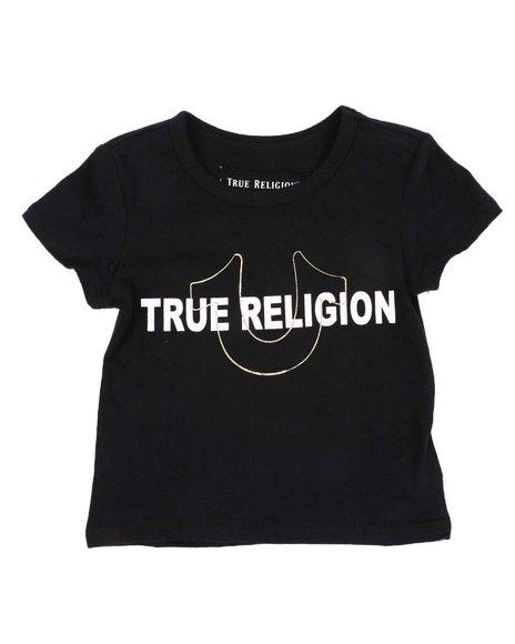 True Religion - Foil Tee (2T-4T)