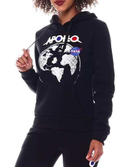Southpole - Nasa Chenille & Patch Pullover Hoodie