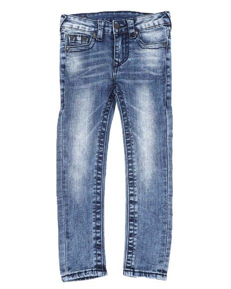 True Religion - Halle 5 Pocket Jeans (4-6X)