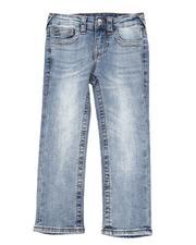 Bottoms - Straight Leg Jeans (4-7)-2548729