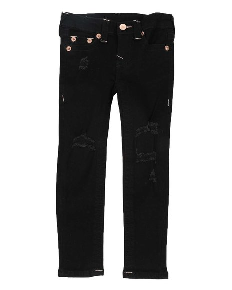 True Religion - Halle 5 Pocket Jeans (4-6X)