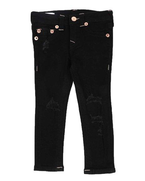 True Religion - Halle 5 Pocket Jeans (2T-4T)