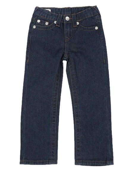 True Religion - Ricky Straight Leg Jeans (4-7)