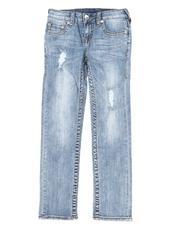 Bottoms - Slim Single End Jeans (8-20)-2549267
