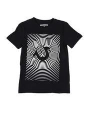 T-Shirts - HS Waves Logo Tee (8-20)-2549471