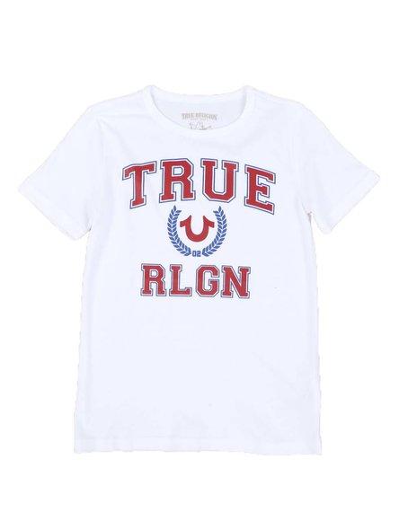 True Religion - TR Varsity Tee (8-20)