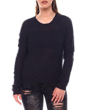 Sweaters - Sweater With Side Lace up Details-2548764