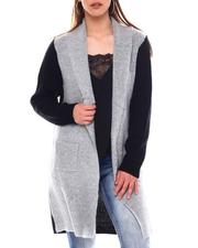 Sweaters - Color block Cardigan-2548827