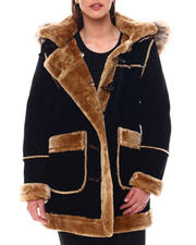 Outerwear - Shearling Jacket-2549138