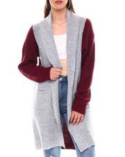 Sweaters - Color block Cardigan-2548808