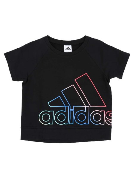 Adidas - French Terry Tee (7-16)