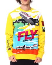 Sweatshirts & Sweaters - FLY ANYWHERE CREWNECK-2547795