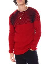 Sweatshirts & Sweaters - Optical Rib Ls Knit-2547425
