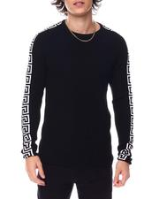 Sweatshirts & Sweaters - Ls Greek Key Knit-2547589